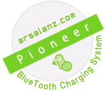 Pioneer-Bluetooth charging system